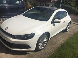 VW scirocco 2.0 TSI GT