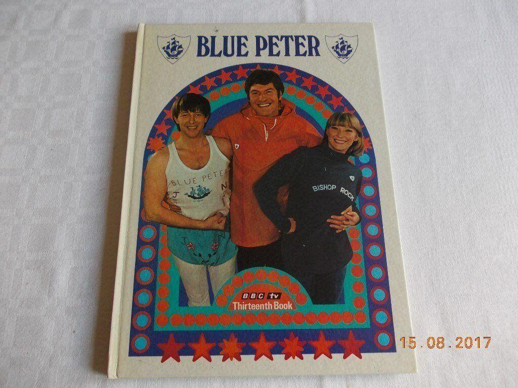 Blue Peter - Thirteenth Book