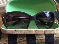 Sun glasses 1 Fossil and 2 D&G