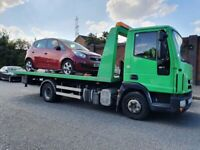 JUMP START-TOW TRUCK-BREAKDOWN- CAR RECOVERY- SUV TRANSPORTER- JEEP 4*4 TOW TRUCK-VAN TOWING SERVICE