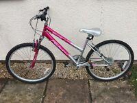 Ladies Falcon Solano Mountain Bike in excellent condition (x2)