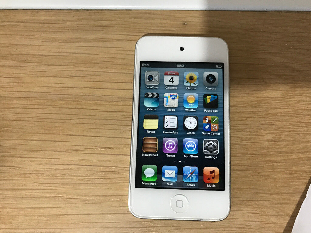 Apple iPodTouch in White