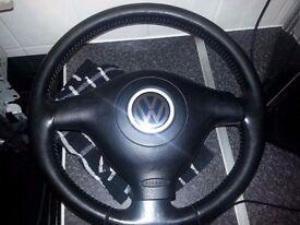 MK4 GOLF GTI Steering wheel
