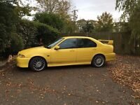2002 MG ZS 180 2.5 V6 for sale.