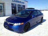 2007 Honda Civic LX (Very Clean & Great Fuel Economy!)