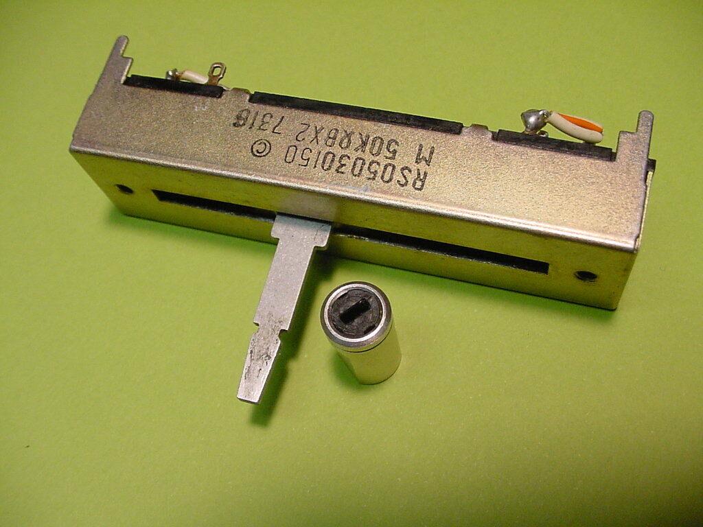 Marantz Receiver Amplifier Slide Pot CONTROL KNOB X1 RARE  - $15.00
