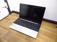Toshiba Satellite C55-A-1UE Laptop - intel, 4GB RAM, 1TB - With bag