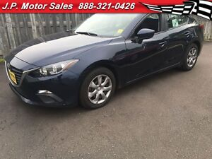 2014 Mazda MAZDA3 6 Speed Manual