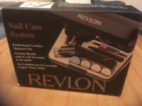 Revlon cordless manicure set brand new