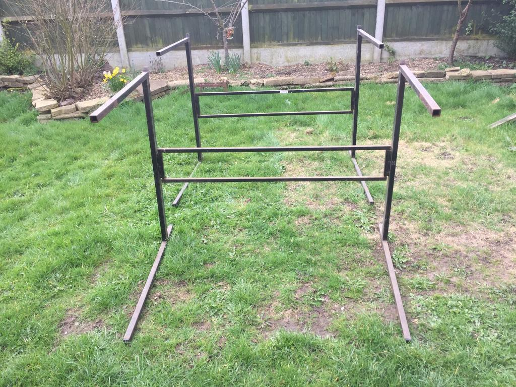 2 Metal Sofa Display Stands Delivery Available