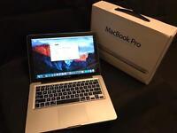 "MacBook Pro 13"" boxed 2.4ghz core 2 duo 4GB ram"