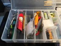 Assorted fishing Tackle - most unused