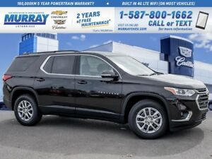 2019 Chevrolet Traverse **Heated Front Seats!  Trailering Packag