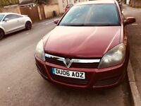Vauxhall Astra auto petrol 60k miles in immaculate condition