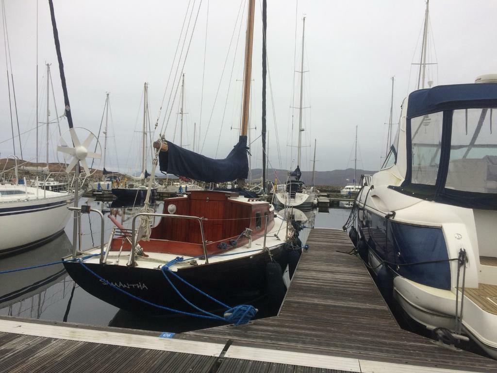 "Yacht/Boat ""Samantha of Wight """