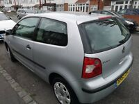 **VOLKSWAGEN POLO** 1.2 VW 2003 MOT TAX AND INSURANCE GREAT CONDITION AND RUNNING GOOD