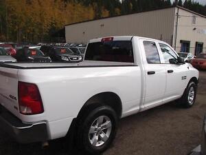 2013 RAM 1500 TRADESMAN QUAD CAB 4 Prince George British Columbia image 8