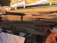 FREE 40sqm reclaimed wooden floorboards - collection ASAP