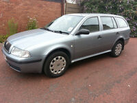 54reg SKODA octavia 1.9 TDi estate ,perfect runner (sale R swap)