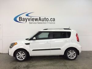 2013 Kia SOUL 2U- ALLOYS|HTD STS|ECO MODE|BLUETOOTH|CRUISE!