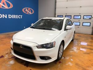 2015 Mitsubishi Lancer Sportback SE POWER SUNROOF/ HEATED SEA...