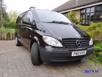 superb van ,economical lrg volume,3 seats, no rips, tears etc, clean inside and out