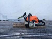 Stihl ms170 14inch chainsaw