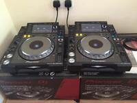 PIONEER CDJ 2000 NEXUS DJM XDJ DDJ