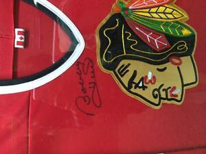 Signed Bobby Hull Blackhawks Jersey, Don Cherry Jacket Strathcona County Edmonton Area image 4