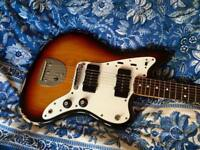 Fender Jazzmaster Electric Guitar 1998/9 Crafted in Japan Free Hiscox Case