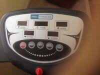 Pro Fitness Treadmill JX-269B Pre set Programmes or set them yourself.