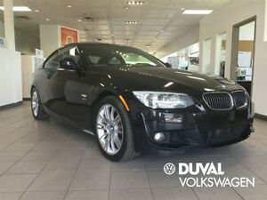 2012 BMW 335i X-DRIVE M-PACKAGE NAVIGATION COUPE MANUEL