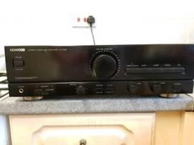 Kenwood ka1030 amplifier