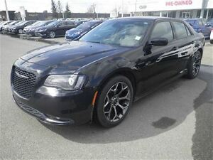 2016 Chrysler 300 S|Remote Start|Camera|Heated Leather