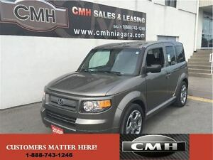 2008 Honda Element SC ALLOYS LOADED *CERTIFIED*