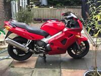 Honda VFR 800 fi Motorcycle