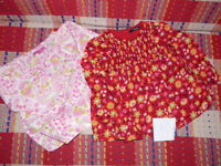 Bundle of 2 Beautiful Long Sleeve Tops/ Shirts/ Blouses for Girl 3-4 years old. Very good condition.