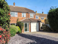 FOR SALE - WELL PRESENTED 5 BEDROOM FAMILY HOME - NORWOOD LANE, MEOPHAM, KENT - £685,000