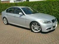 2009 59 BMW 320D M SPORT BUSINESS EDIT'N**AUTO-TRIP**SAT NAV*HEATED LEATHER*I-DRIVE*#520D#AUDI