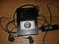 Sony DAB walkman