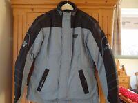Ladies Ixon Motorcycle Jacket Size 14