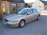 Jaguar X Type 2.1 V6 Petrol - Manual - Only Done 78k & 1 Previous Owner - New MOT