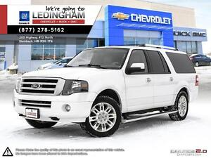 2011 Ford Expedition Max 4D Utility 4WD