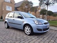 FORD FIESTA 1.4 STYLE CLIMATE 5dr - 55,000 MILES - HPI CLEAR