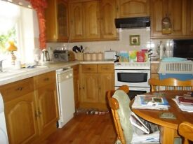 Very large well presented 2 double bed house with parking.