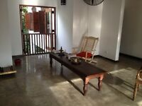 Beautiful Antique Teak Bench / Coffee Table From Sri Lanka For Sale