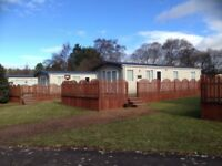 Site pitch available for static caravan holiday home