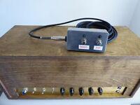 Custom made 20 watt all valve head Point to point wiring