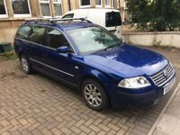 Volkswagen Passat TDI 2003 Needs attention Engine and gearbox good (running) spares or repairs