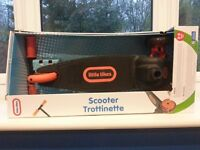 Little Tikes Scooter Trottinette - BRAND NEW